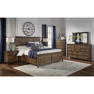 Burns Panel Configurable Bedroom Set by Alcott Hill