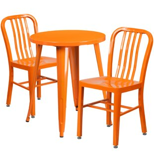 Orange Patio Dining Sets Youu0027ll Love | Wayfair