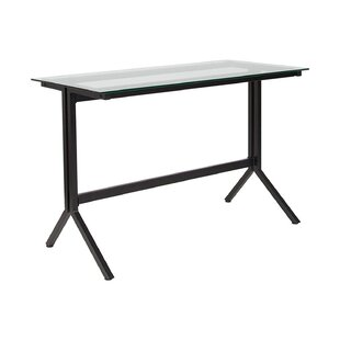 Poyner Glass Desk