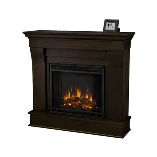 Chateau Electric Fireplace by ..