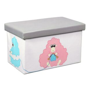 Zendaya Toy Box by Zoomie Kids