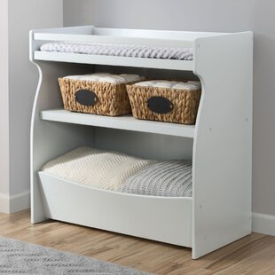 Savings 2-in-1 Changing Table and Storage Unit by Delta ByDelta Children