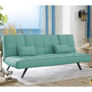 Patio Sofa With Cushions by Serta Futons