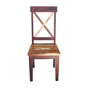 Wincott Solid Wood Dining Chair (Set of 2..