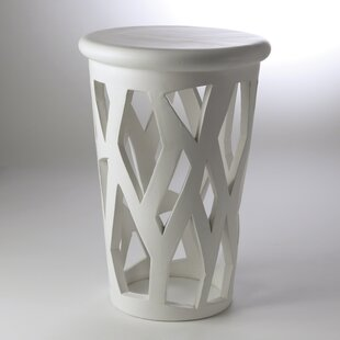 Palm Beach End Table by Studio A Home