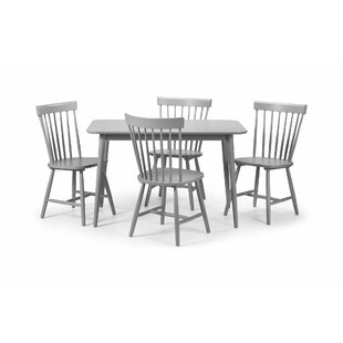 Coolidge Dining Set With 4 Chairs By Zipcode Design