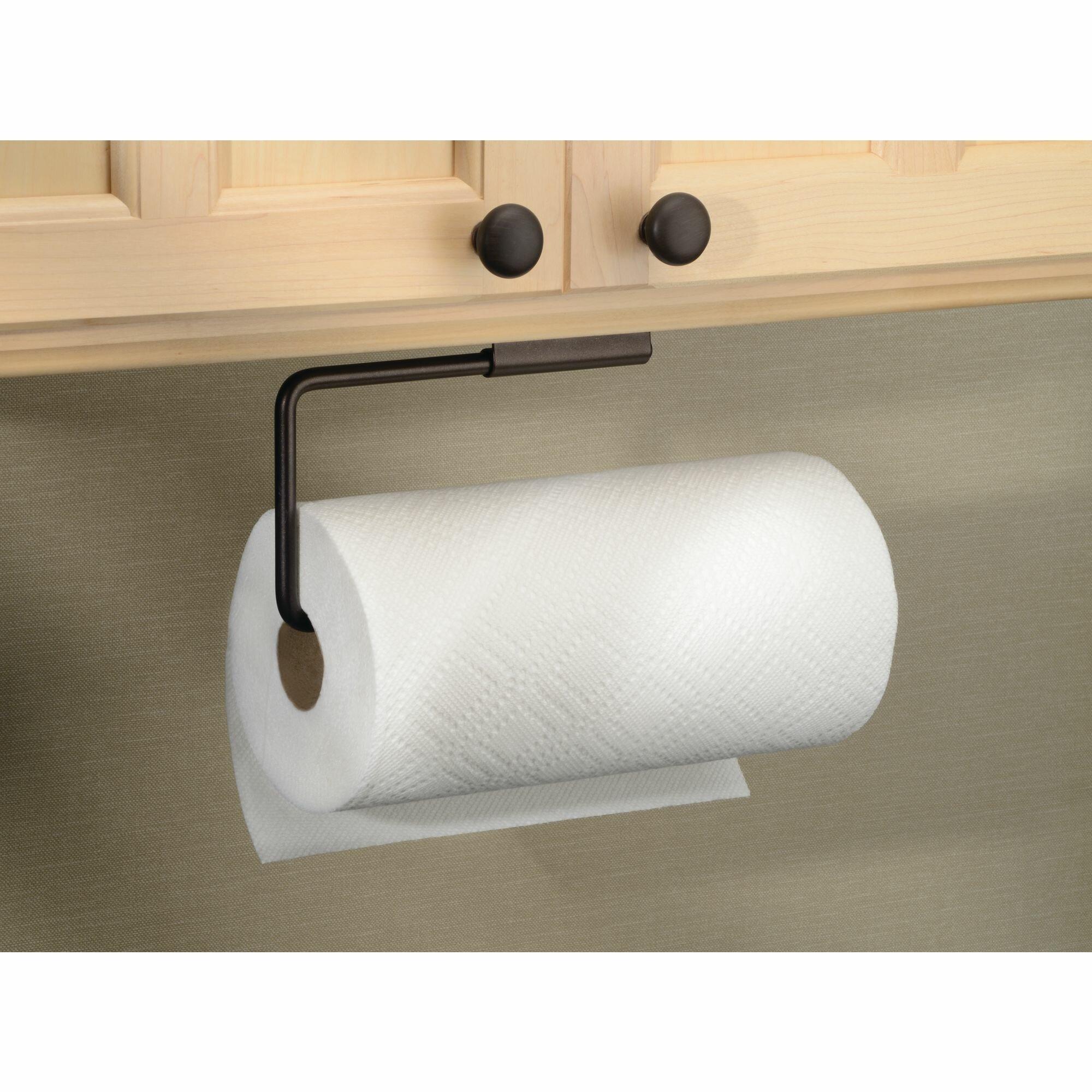 Idesign Rondo Wall Paper Towel Holder Reviews Wayfair