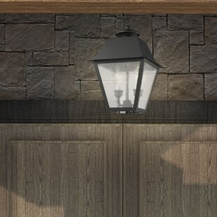 Price Check Cynda 2-Light Outdoor Hanging Lantern By Darby Home Co