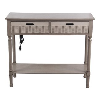 Geissler Console Table by Highland Dunes