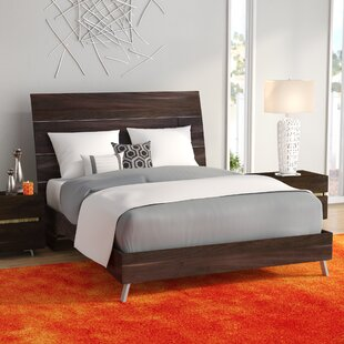 Callie Spring Platform Bed by Wade Logan Today Only Sale