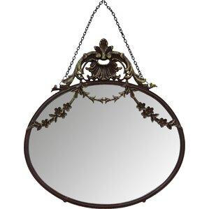 chateau framed mirror