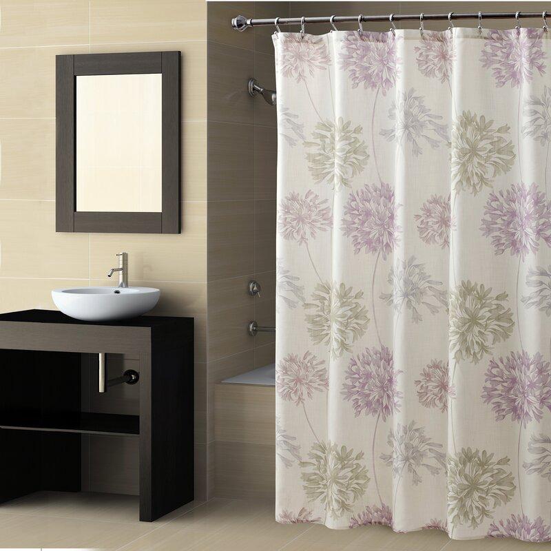 Croscill Dandelion Shower Curtain Reviews Wayfair