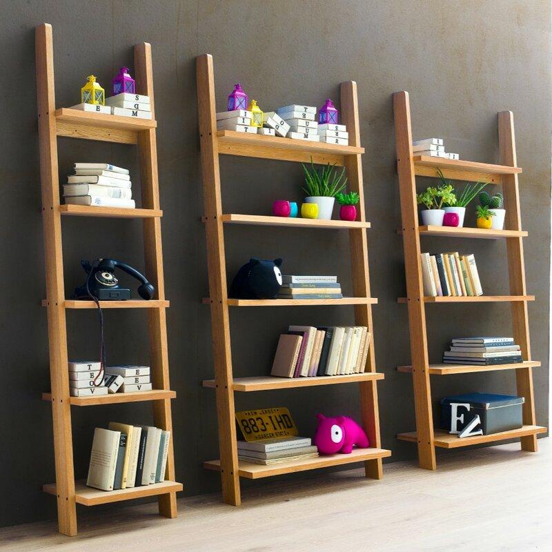 Bücherregal STRADA in eiche