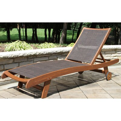 Mobile Outdoor Chaise Lounges For Your Signature Style