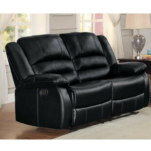 Hauer Reclining Loveseat Red Barrel Studio