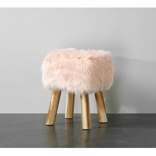 Aldea Vanity Stool Bungalow Rose