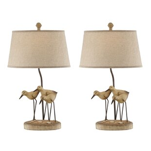 Sansa Trio Shore Birds 29 Table Lamp (Set of 2)