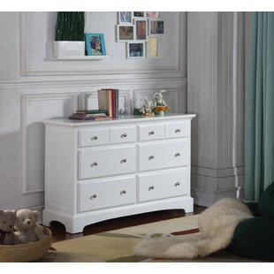 Find for Guimauve 6 Drawer Double Dresser By Harriet Bee