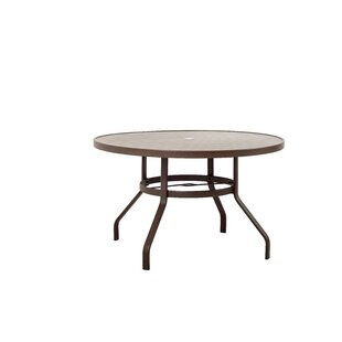 Outdoor Masterpiece Palms Dining Table