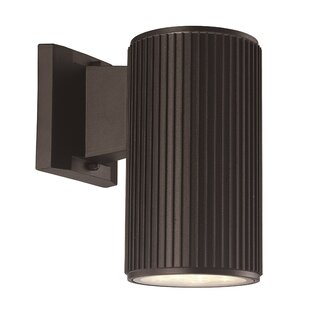 Wrought Studio Lawler LED Outdoor Sconce