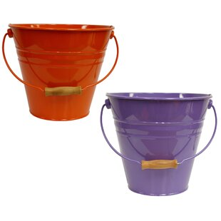Purple Red Crates Buckets You Ll Love In 2021 Wayfair
