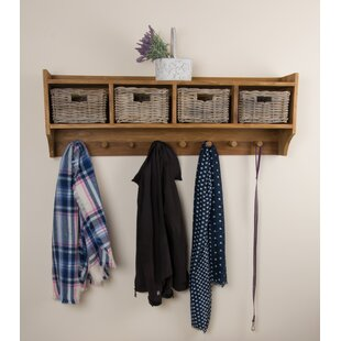 Thorin Wall Mounted Coat Rack By Union Rustic
