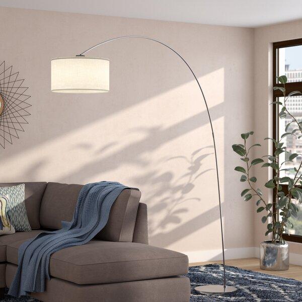 Langley Street Kody 81 Quot Arched Floor Lamp Amp Reviews Wayfair
