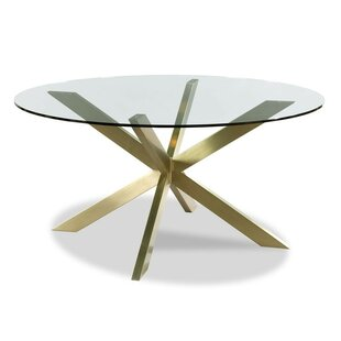 Axelle Dining Table by Woodbridge Furniture
