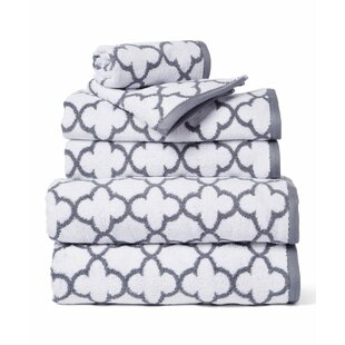 Quimir 100% Cotton Towel Set (Set of 6)