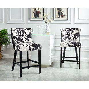 Berens 26 Bar Stool (Set of 2) Foundry Select