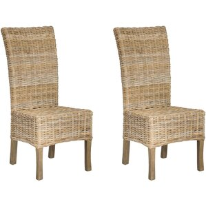 Quaker Side Chair (Set of 2) by Safavieh
