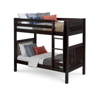 Best Reviews Oakwood Twin over Twin Bunk Bed by Harriet Bee Reviews (2019) & Buyer's Guide