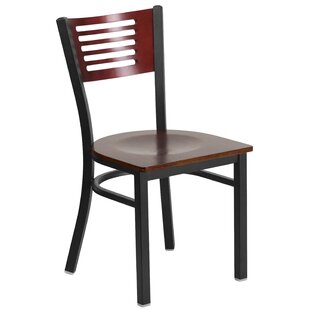 Hera Solid Wood Dining Chair Latitude Run