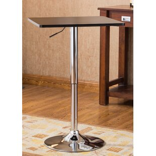 Baxton Adjustable Height Pub T..