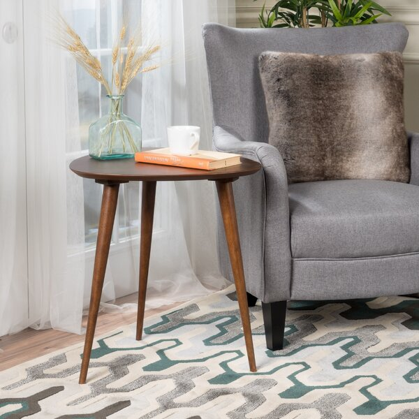 Pleasing Mcm Side Table Wayfair Andrewgaddart Wooden Chair Designs For Living Room Andrewgaddartcom
