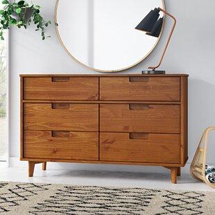 Kepner 6 Drawer Dresser