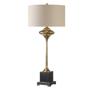 Affordable Rudd 40 Buffet Lamp By Everly Quinn