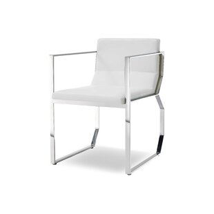 Carillo Upholstered Dining Chair by Orren Ellis New Design
