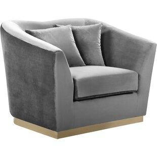 Truchanovicius Barrel Chair
