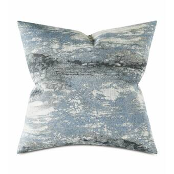 Rosdorf Park Medford Embroidered Pillow Wayfair