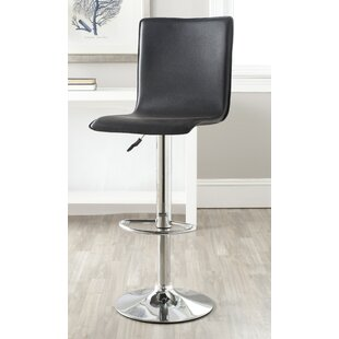 Raylene Adjustable Height Swivel Bar Stool