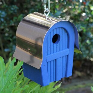 Heartwood Twitter Junction 10 in x 7 in x 6 in Birdhouses