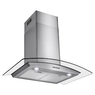 343 CFM Convertible Wall Mount Range Hood