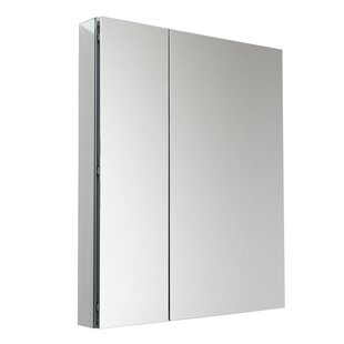 Best Price Senza 30 x 36 Recessed and Surface Mount Medicine Cabinet By Fresca