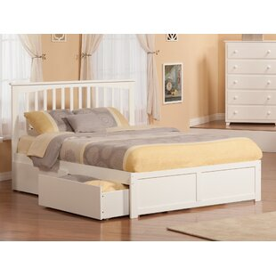 Cosby King Storage Platform Bed