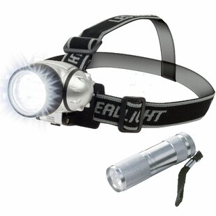 Stalwart 12 LED Headlamp
