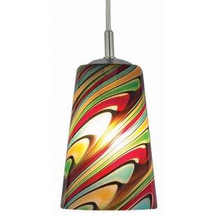 Carnevale 1-Light Bell Pen..