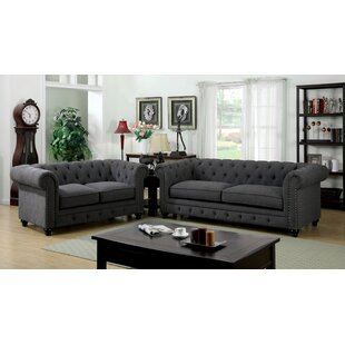 Darby Home Co Lindstrom Configurable Livi..