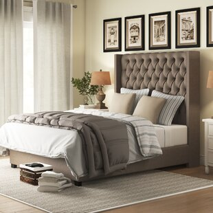 Gunnel Upholstered Panel Bed