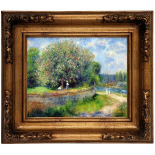 Pierre Auguste Renoir Wall Art Sale You Ll Love In 2021 Wayfair
